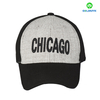 Chicago 3D embroidery Structed Sport Cap