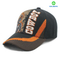 Joint patcth 3D embroidery baseball cap