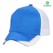OEM design custom flex fitted Mesh Baseball caps