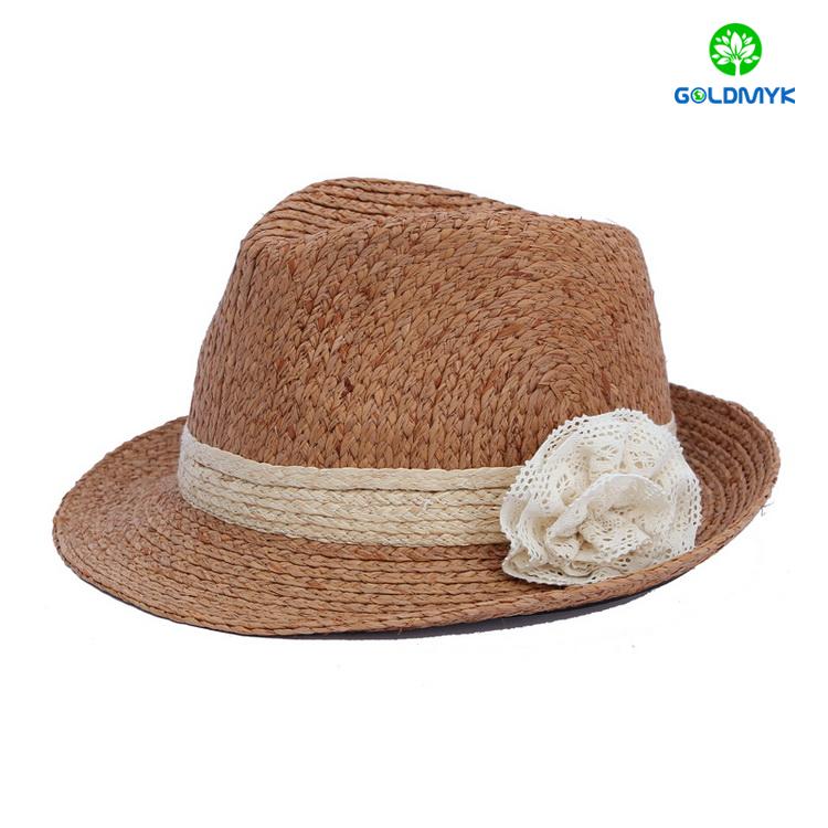 Wholesale Raffia Women Straw Hat