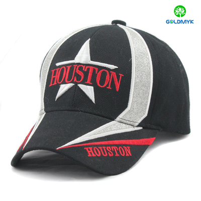 Manufacture flat embroidery baseball hat