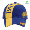 Wholesale Embroidery Six Panels Baseball Cap