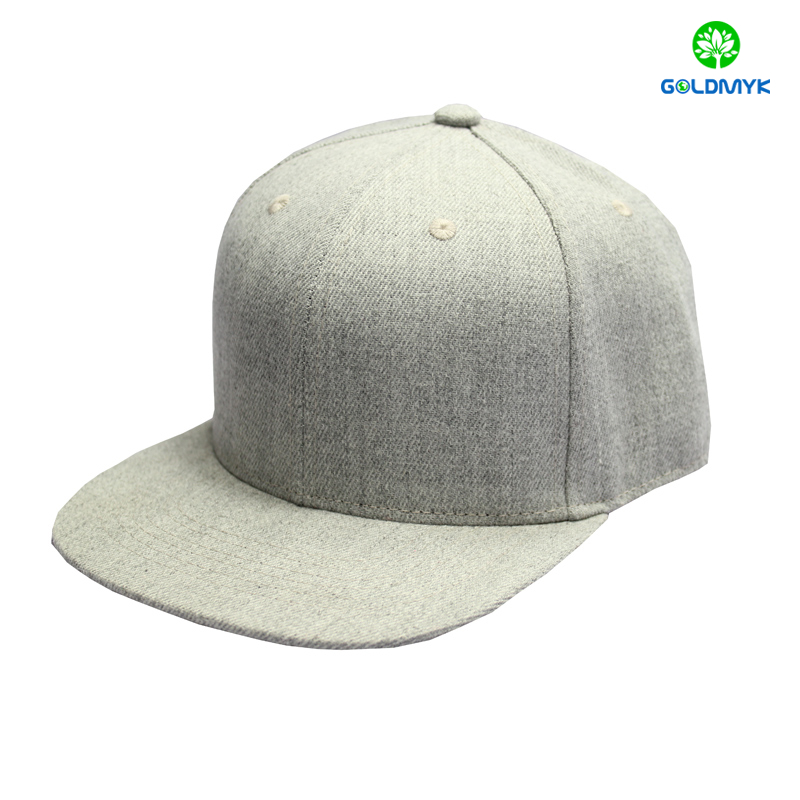 Good Quality 6 Panels Snapback Cap OEM Brand