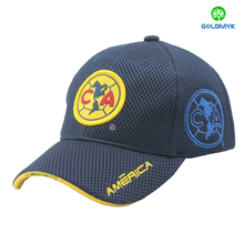 Special mesh baseball cap with printing patch logo