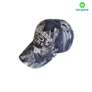Fashion Customized Flat Embroidery Baseball Cap