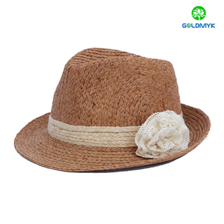 Wholesale Raffia Women Straw Hat