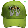 High Quality Custom lovely 6 Panel Baseball Cap with mesh