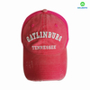 Customized Coated Washed Mesh Cap