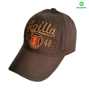 Fashion Customized 3D Emboridery Baseball Cap