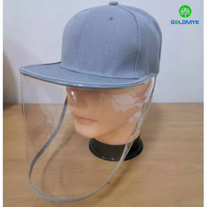 Anti-Virus Anti-Dust and Anti-Fog Face Shield Hat