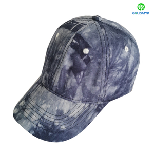 Customized Fashion Fabric Baseball Cap