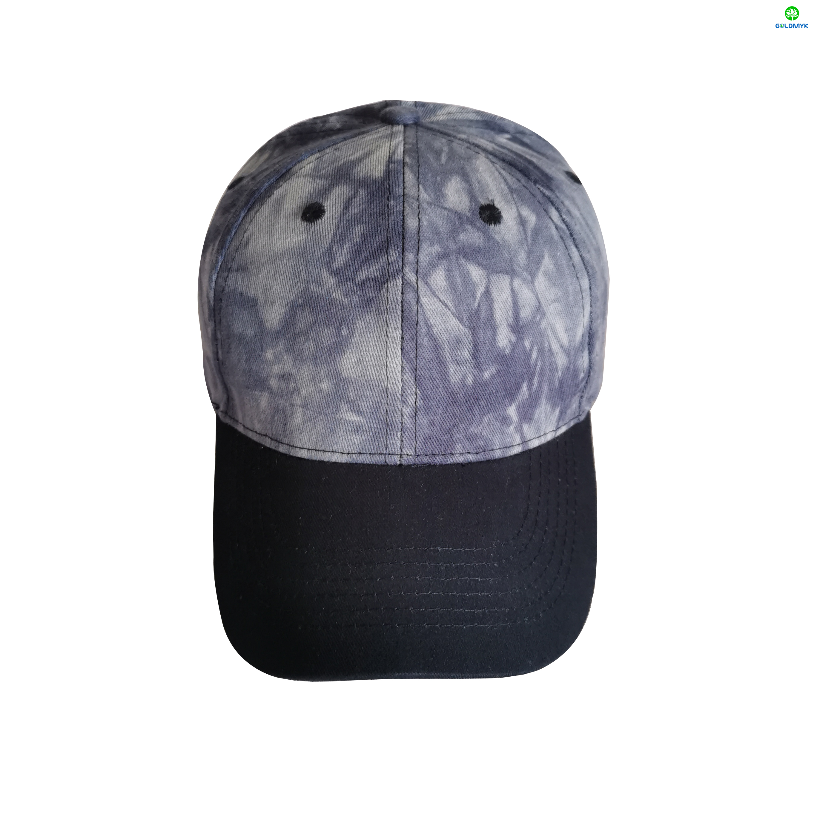 Customized Tie Dyed Baseball Cap