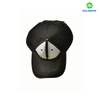 Wholesale 100% RPET material polyester fabric custom design 6 panel baseball cap hats