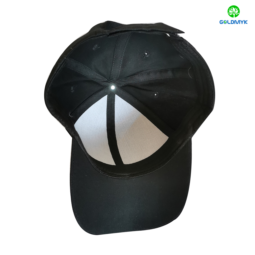 Customized Recycled RPET Baseball Cap